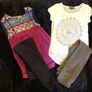 Other - Outfit BOGO Sale!  Girls 10-12